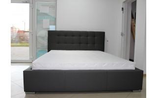 Komfortowe Łóżko DIANA 160/200 + materac + stelaż Wyprzedaż