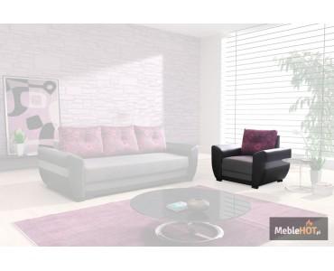 Fotel wypoczynkowy do salonu