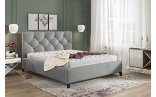Łóżko tapicerowane KASANDRA 160X200