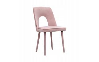 Krzesło tapicerowane AUGUSTO z tapicerowanymi nogami