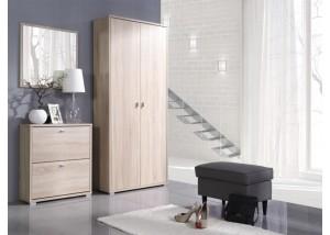 Garderoba z lustrem Anter I w nowoczesnym stylu
