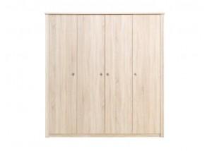 Szafa 4-drzwiowa do sypialni Finezja F4