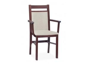 Fotel, krzesło z podłokietnikiem model F6
