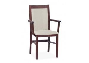 Fotel, krzesło z podłokietnikiem F5