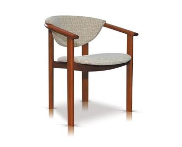 Fotel Krzesło Z Podłokietnikiem Wenecja