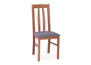 Krzesło z drewnianym oparciem KT27
