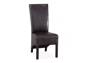 Nowoczesne krzesło tapicerowane do jadalni KT24/2