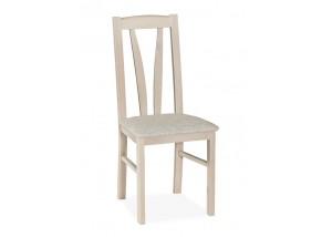 Klasyczne krzesła z drewnianym oparciem KT15