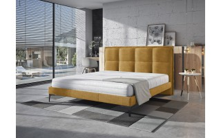 Łóżko tapicerowane do sypialni Ariana