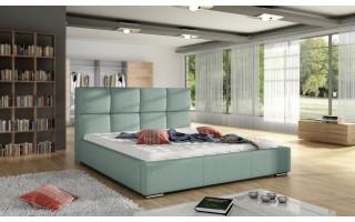Klasyczne łóżko do sypialni Stella