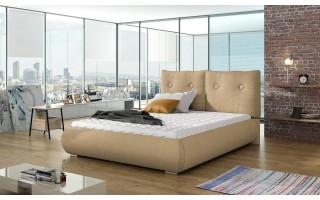 Łóżko do sypialni Unity