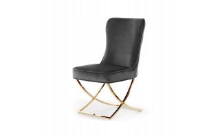 Krzesło tapicerowane SCARLET GOLD stylowe