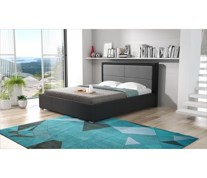 Nowoczesne łóżko Sypialniane Simona 140x200