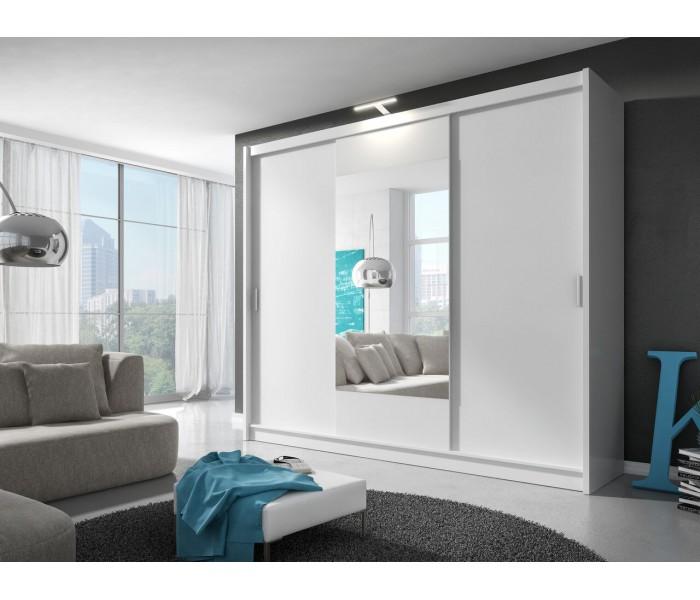 3- drzwiowa szafa pokojowa Wiki 250