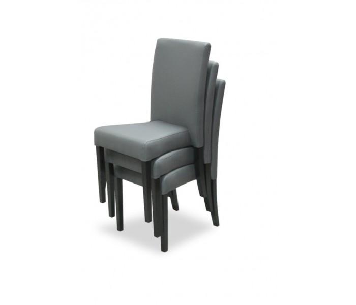Krzesło klasyczne sztaplowane