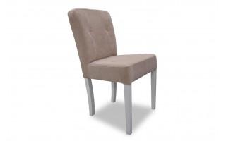 Krzesło tapicerowane do kuchni Glamour
