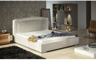 Stylowe łóżko do sypialni Dona