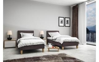 Hotelowe łóżko Kamil
