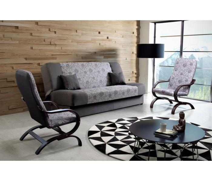 Zestaw Wypoczynkowy Do Salonu Elisa Dwa Fotele