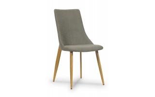 Krzesło Eliza szare