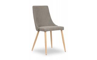 Krzesło Fiona szare