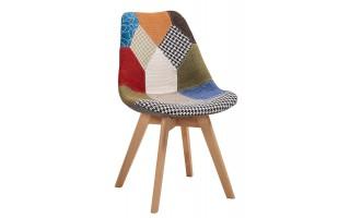 Krzesło Fiord Patchwork