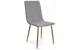 Nowoczesne krzesło tapicerowane Sims