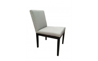 Zdobione, Tapicerowane Krzesło Dior