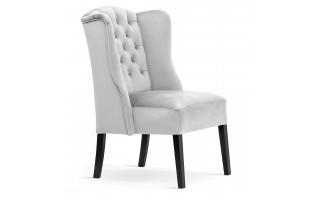 Krzesło / fotel WERONICA drewniane nogi