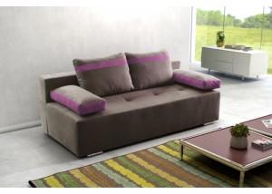 Nowoczesna kanapa z poduszkami Ester A